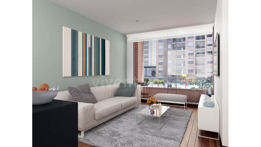 Vista de apartamento