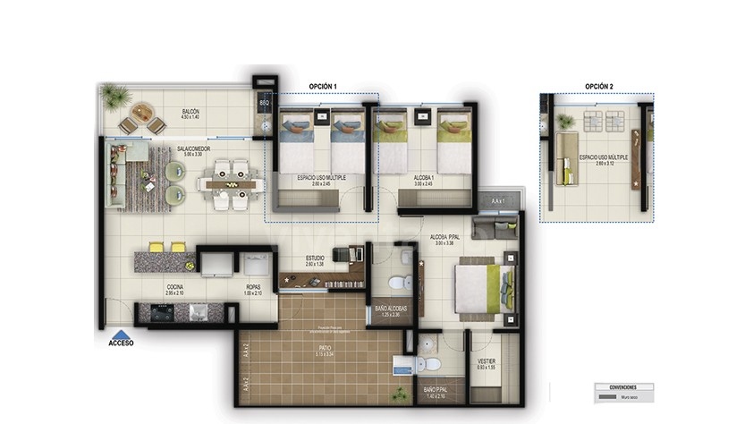 Apto-tipo-in8-area-construida-88.67-m2-area-privada-77.61-m2-area-patio-1416-m2