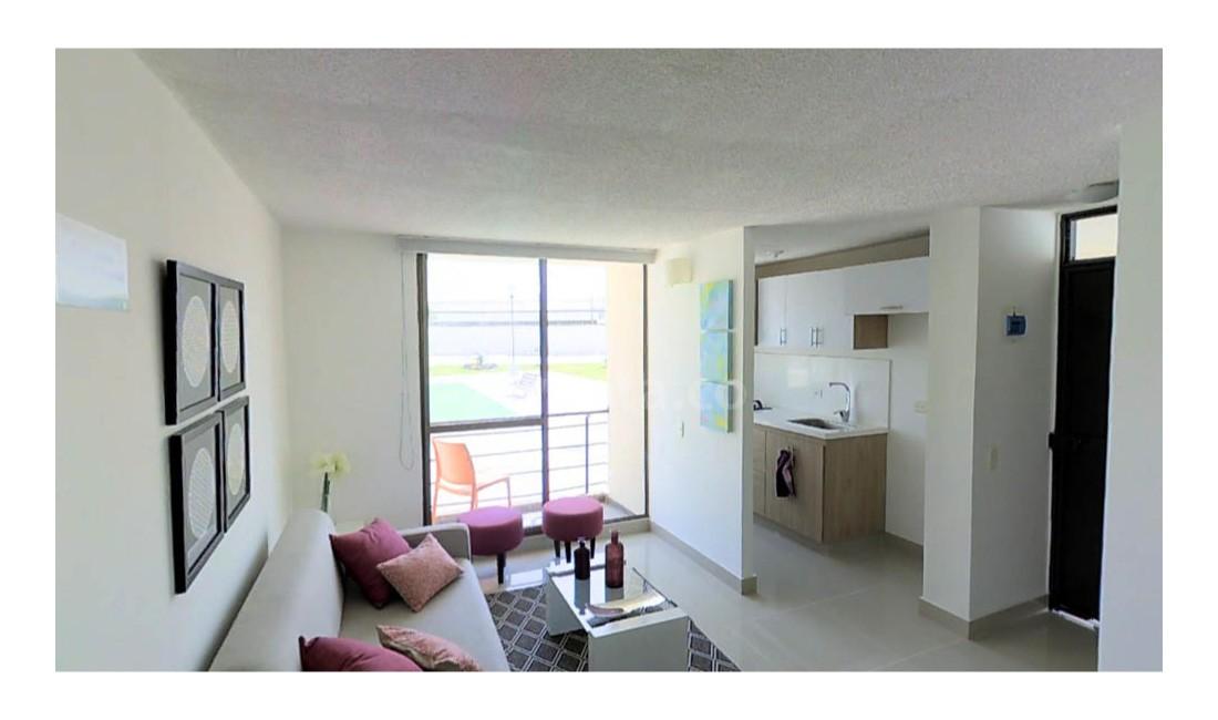 Totumo viventa for Apartamento modelo