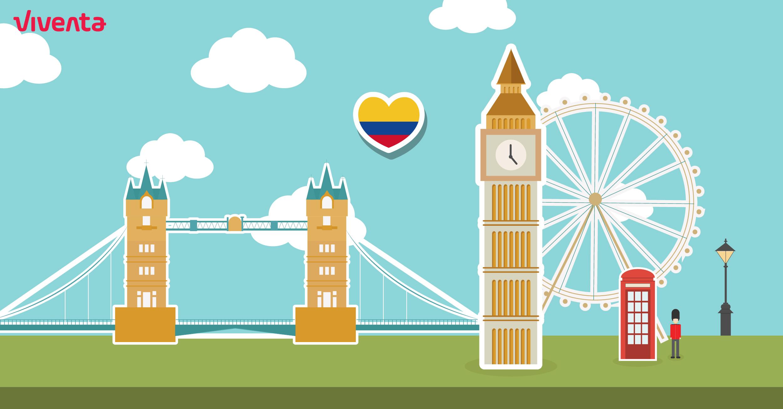 La curiosa relación histórica entre Colombia y el Reino Unido
