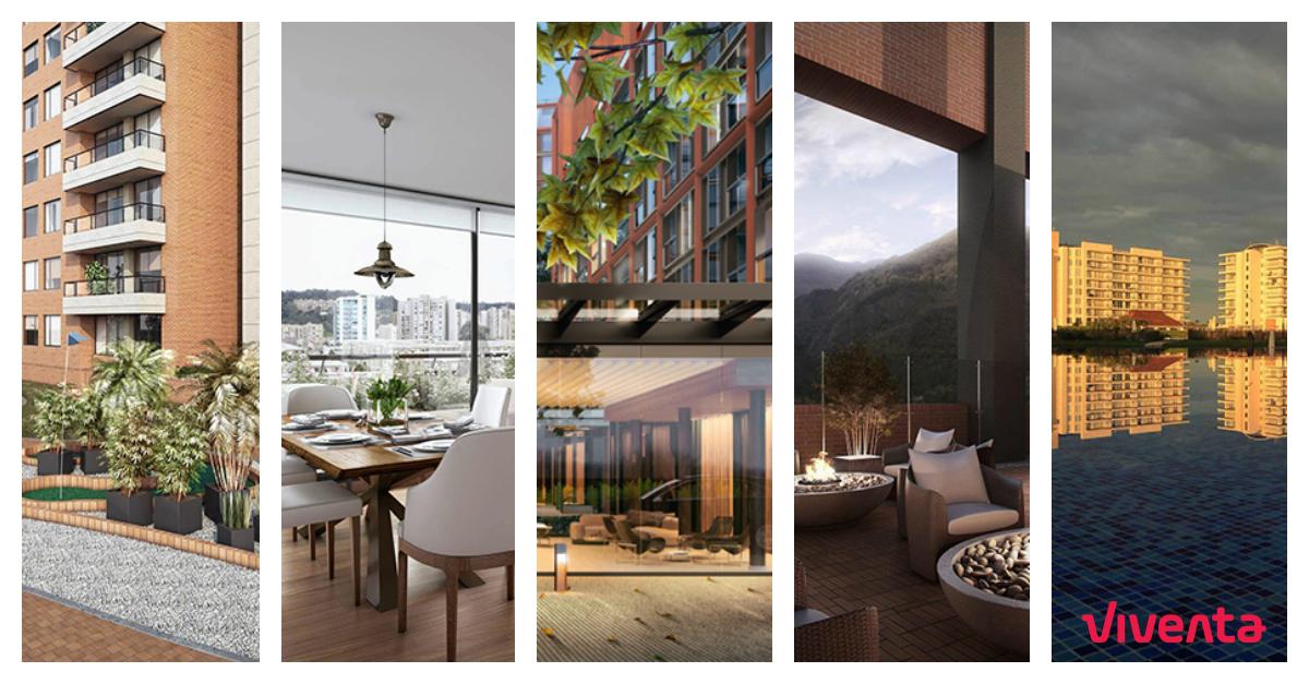Confort e innovación. ¡Estos son los nuevos proyectos de vivienda en Bogotá!