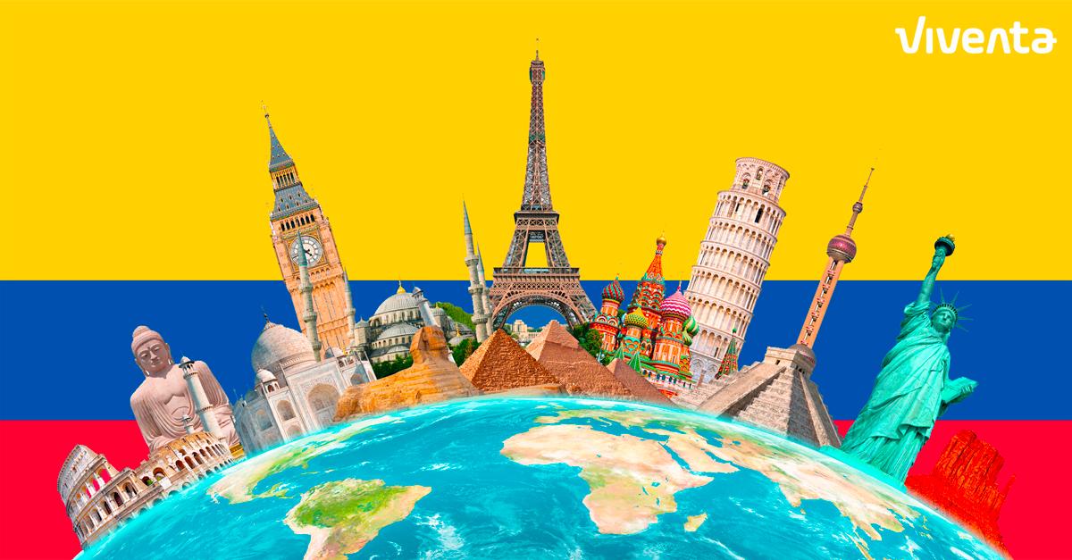 Colombianos en el exterior: ¿Cuántos somos y dónde vivimos?