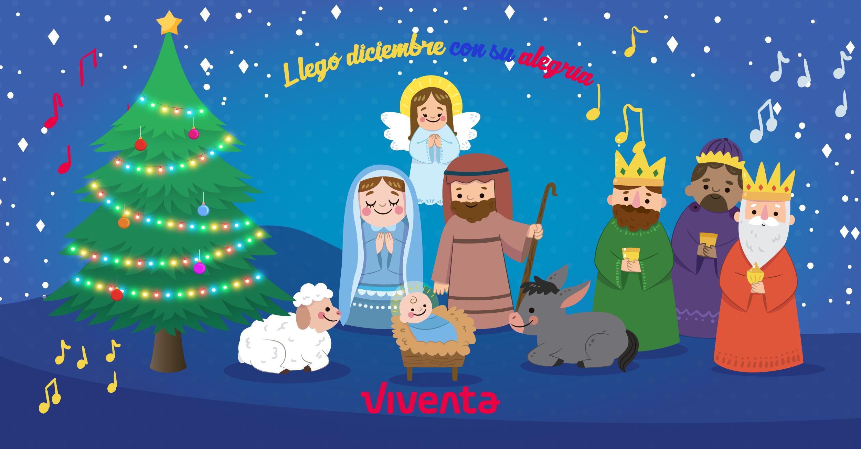 Navidad colombiana en el exterior